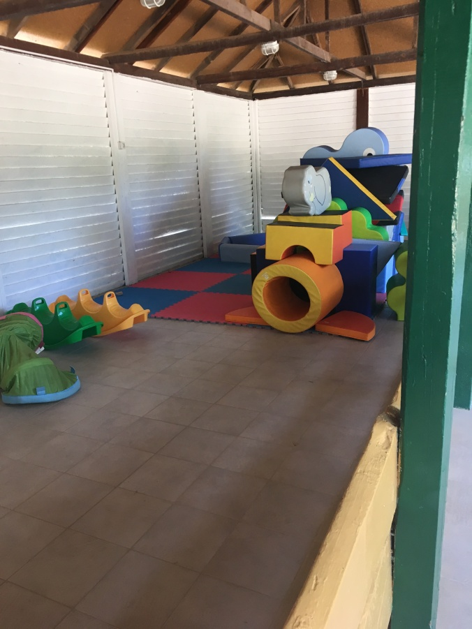 Indoor softplay
